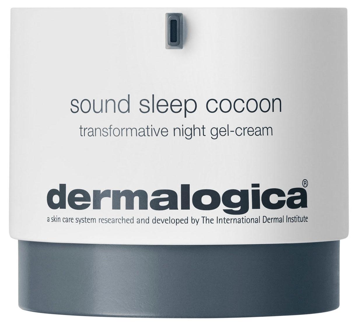 dermalogica sound sleep cocoon night gel-cream