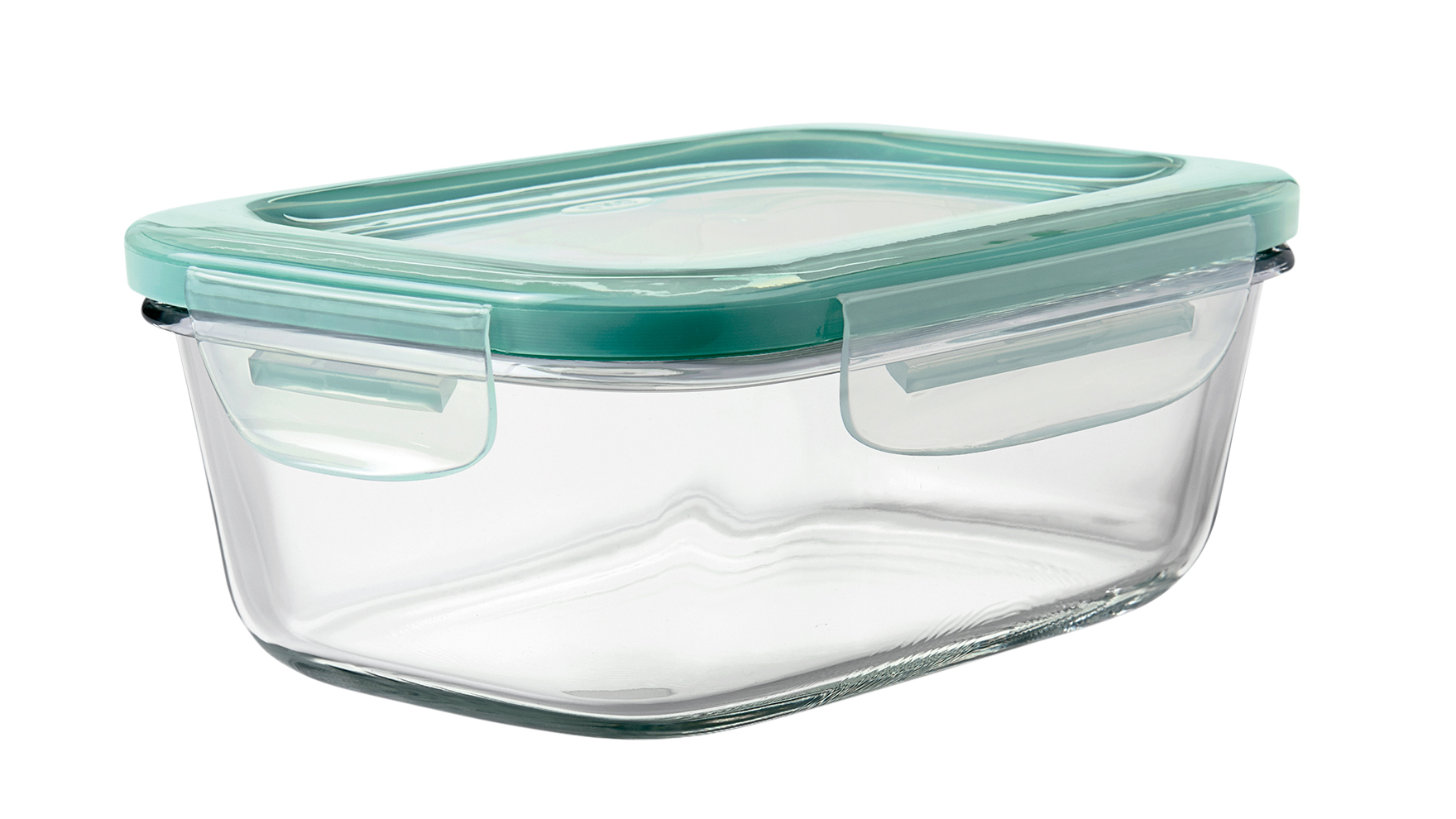 OXO Good Grips 3 1/2-Cup Smart Seal Glass Rectangle Container