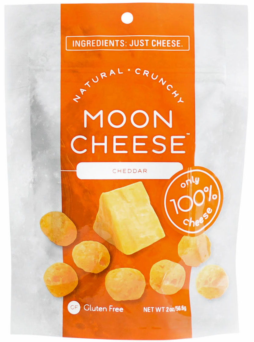 moon cheese cheddar snack