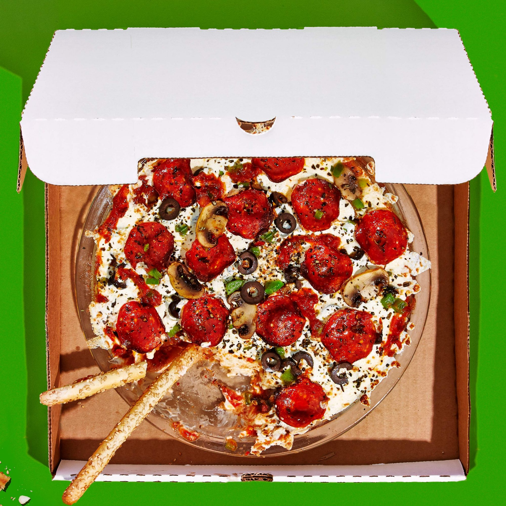 Pizza Supreme Dip