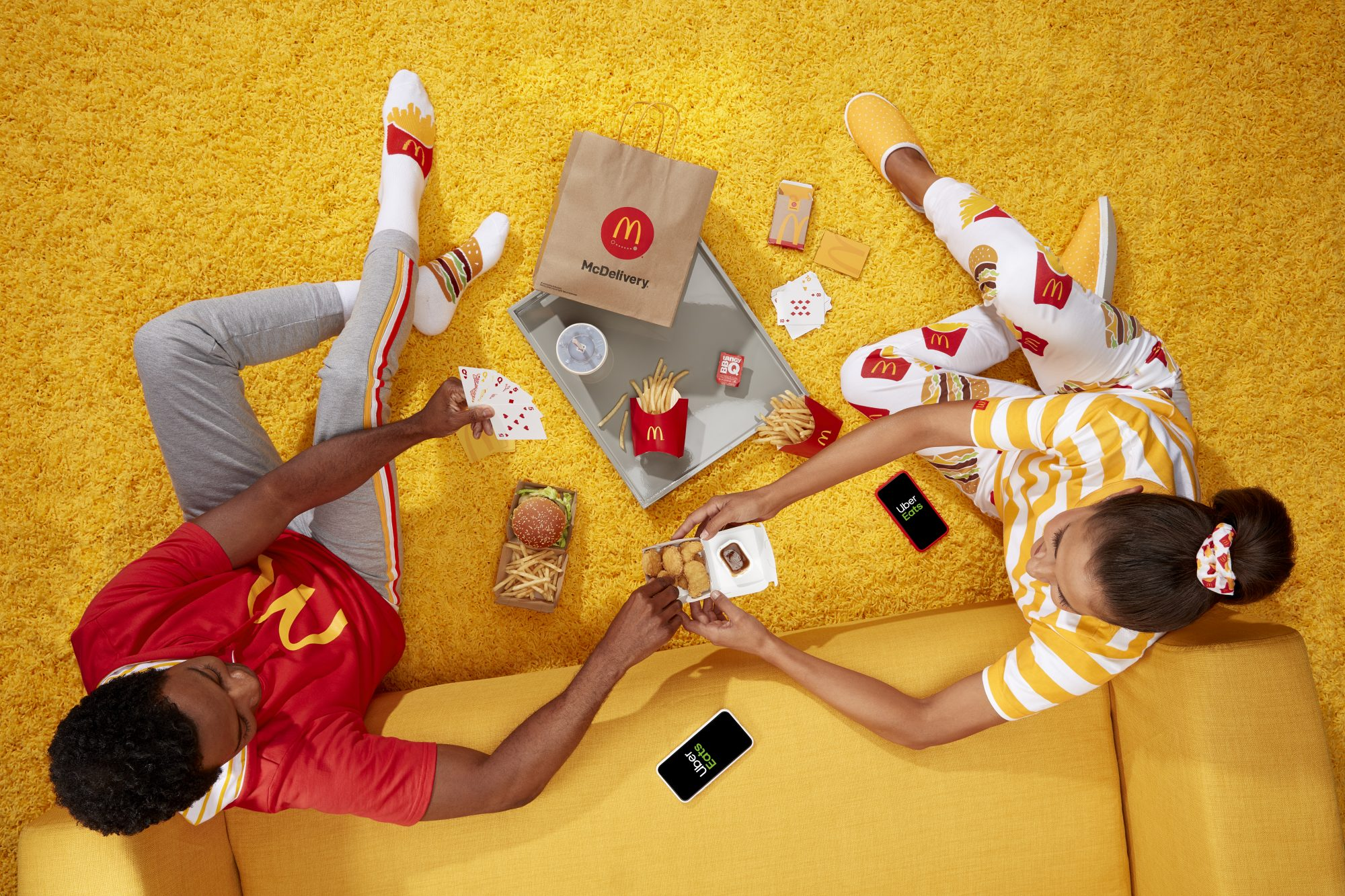 McDelivery Night In Photo 1