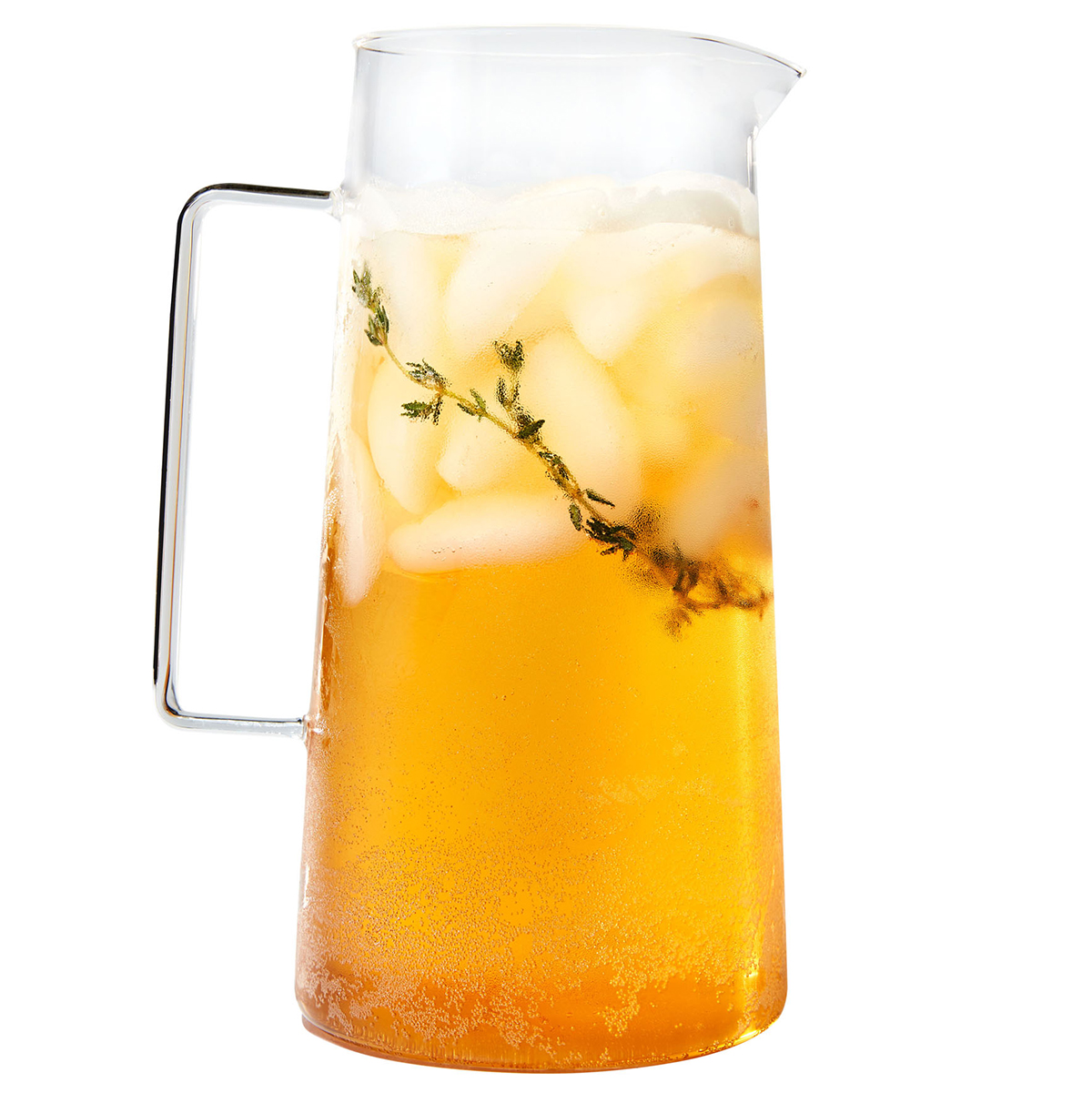 apple thyme cooler