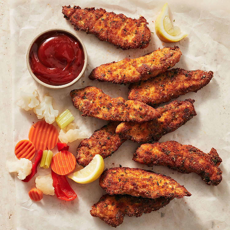 Chicken Parm Fingers