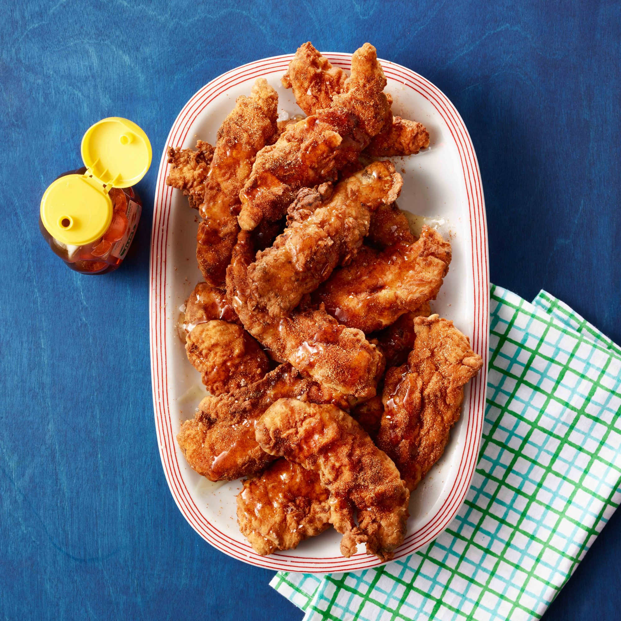 Nashville Fried Chicken Fingers