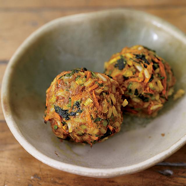 K-9-Ingredient Meatballs
