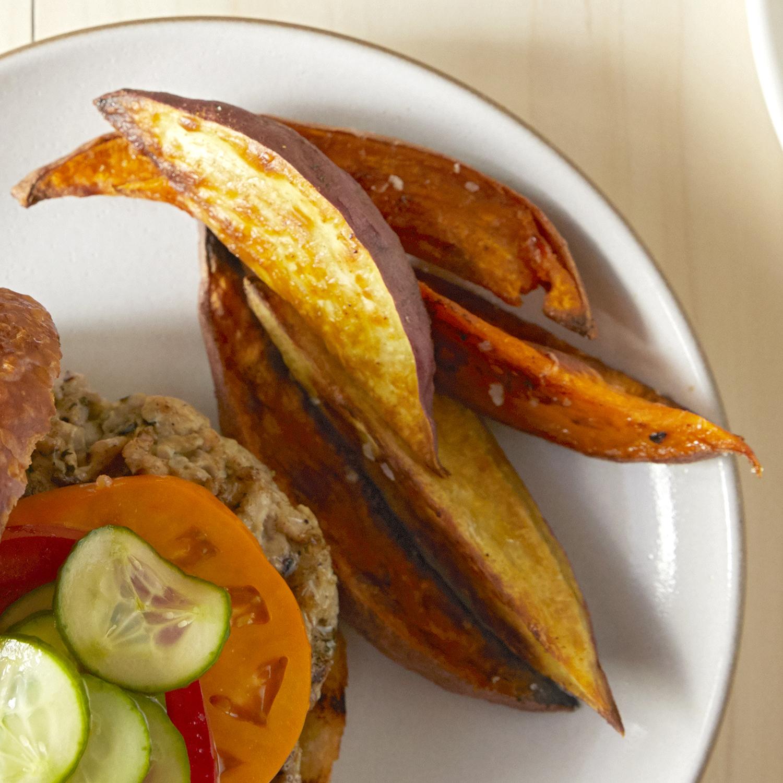 ziggy marleys sweet potato oven fries