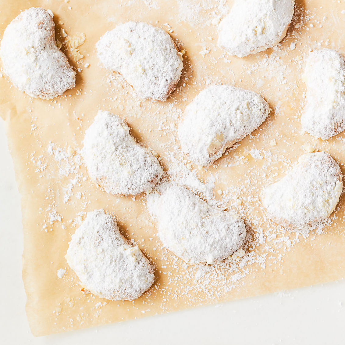 Fennel-Citrus Greek Tea Cookies