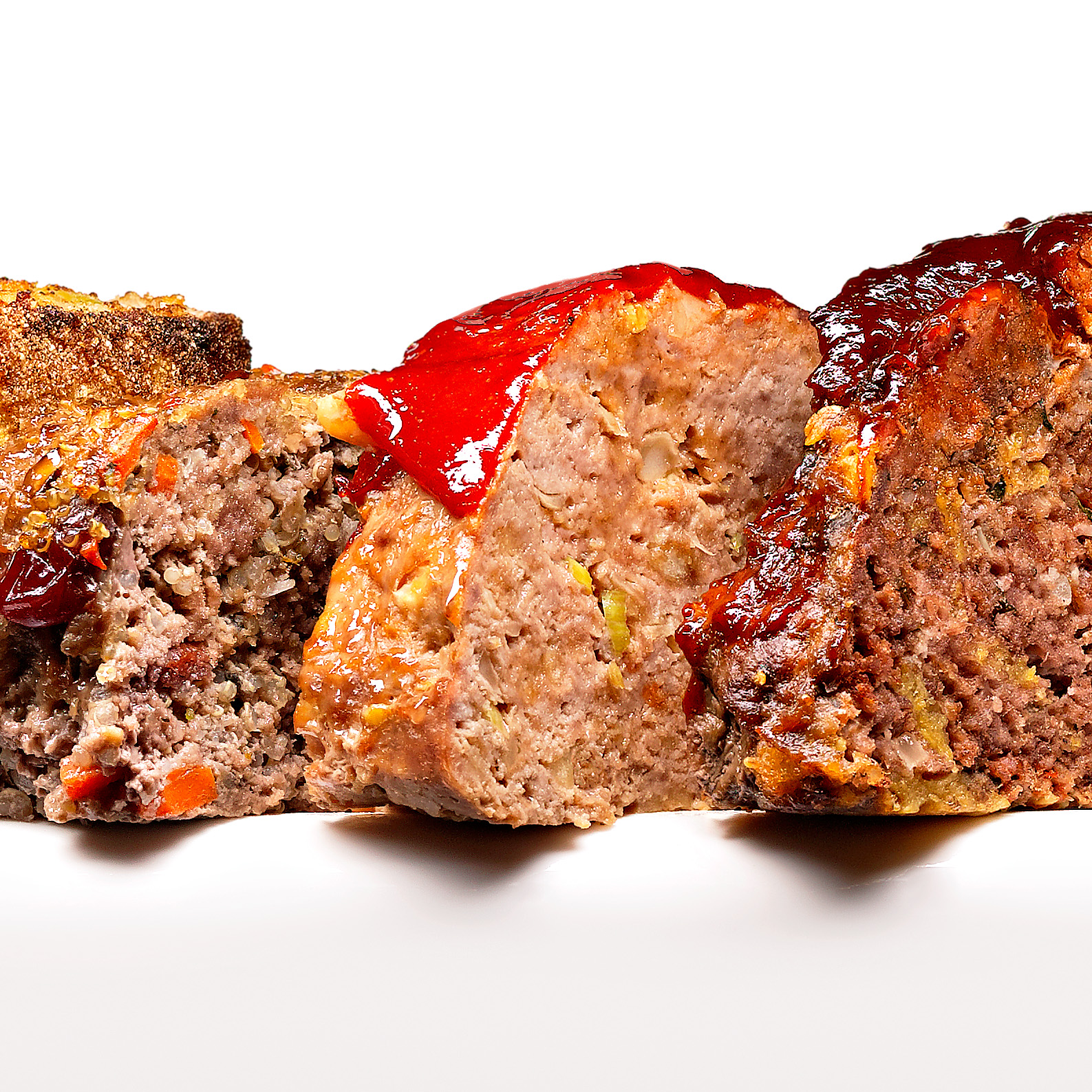 Chipotle Beef & Chorizo Meatloaf