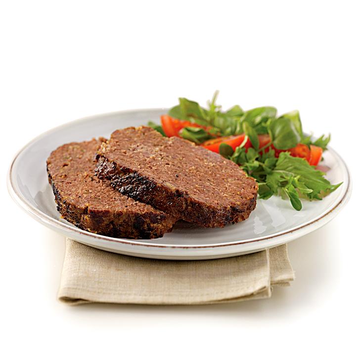 grilled meatloaf