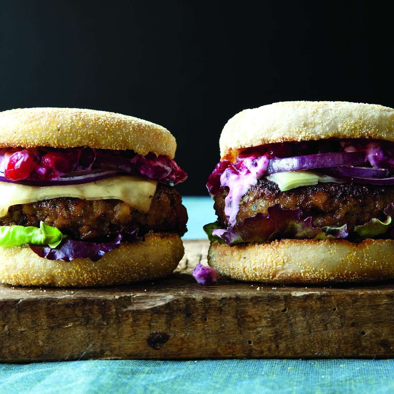 Turkey Meatloaf Burgers