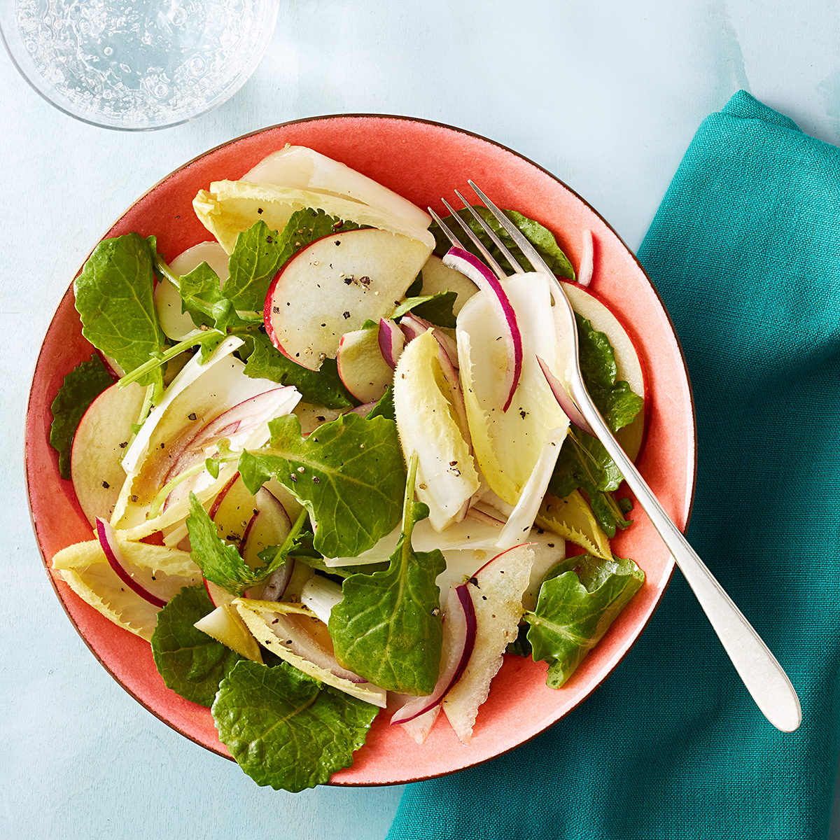 Kale, Apple & Endive Salad