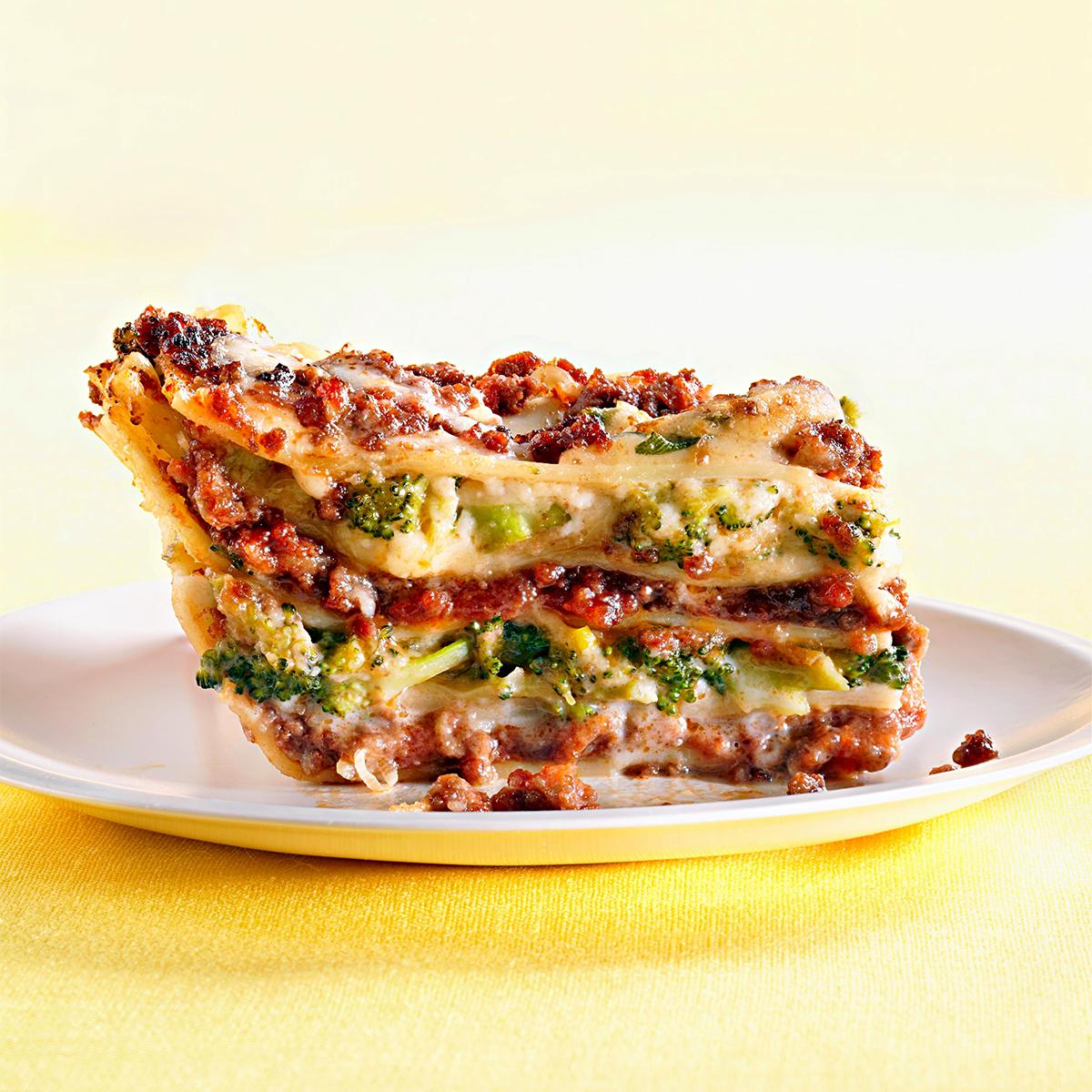 All-American Lasagna