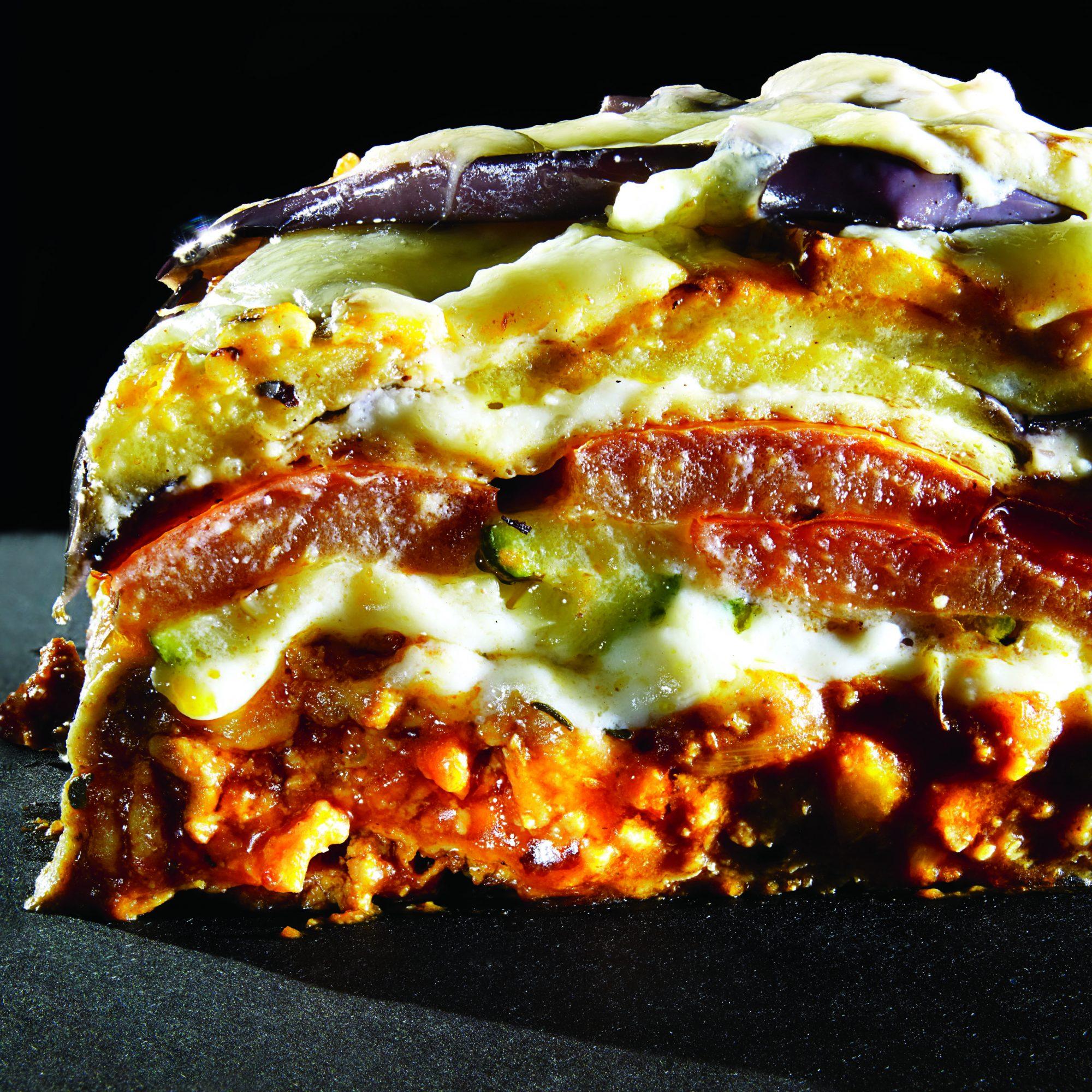 Sock-It-to-Me Moussaka Lasagna