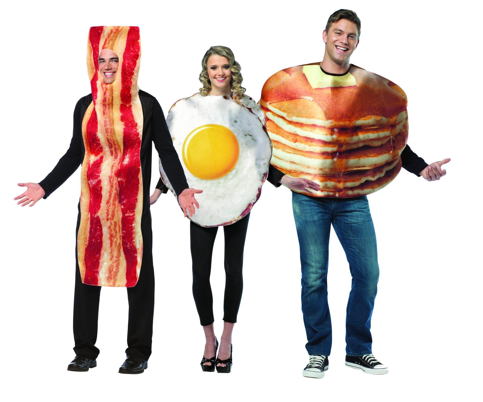 BaconEggsPancake