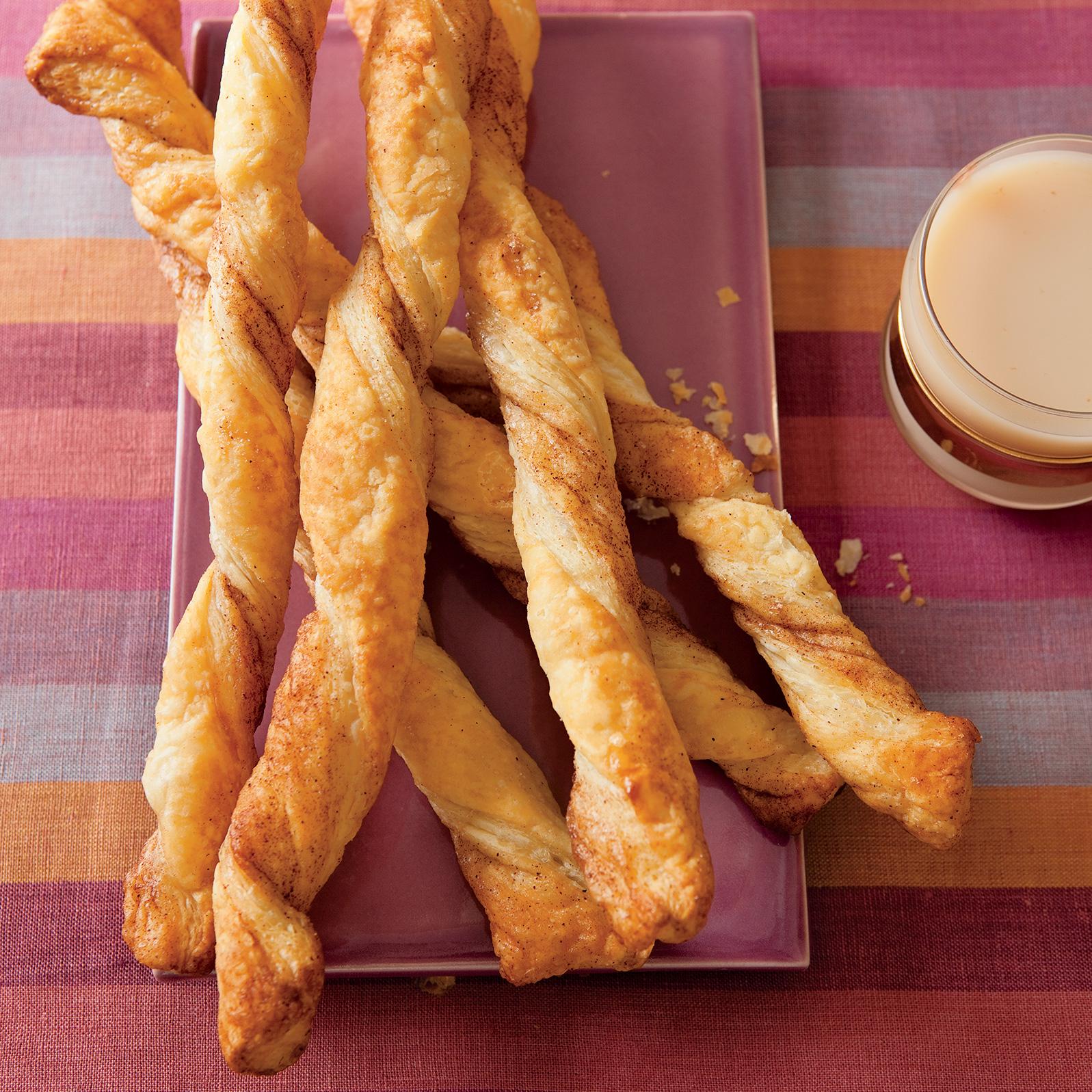 Cinnamon-Sugar Twists