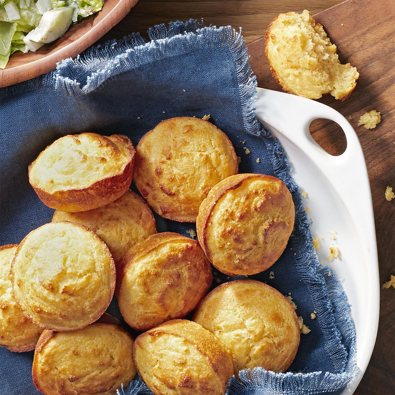 classic cornbread muffins