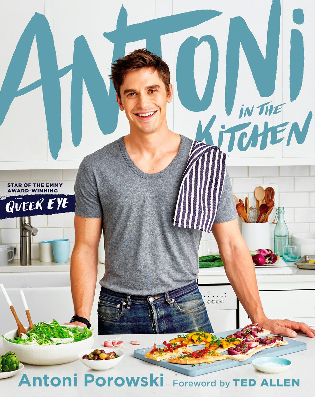 antoni in the kitchen cookbook cover
