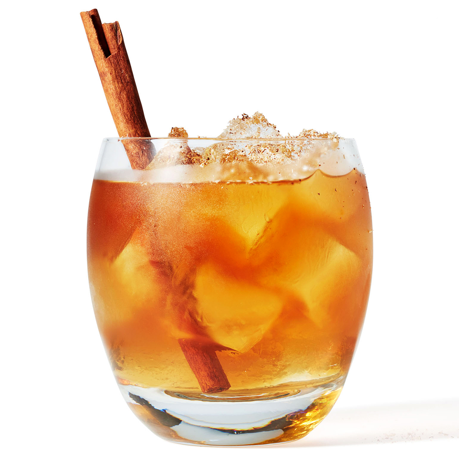 John's Cocktail: Harvest Moon Old-Fashioned