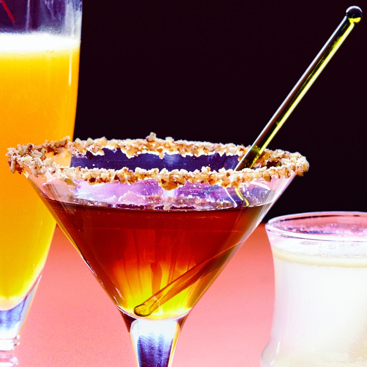 Pecan Pie Martinis