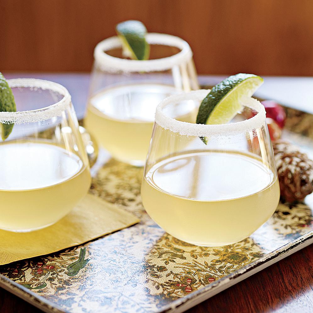 Rum-Spiked Ginger Beer Cocktails