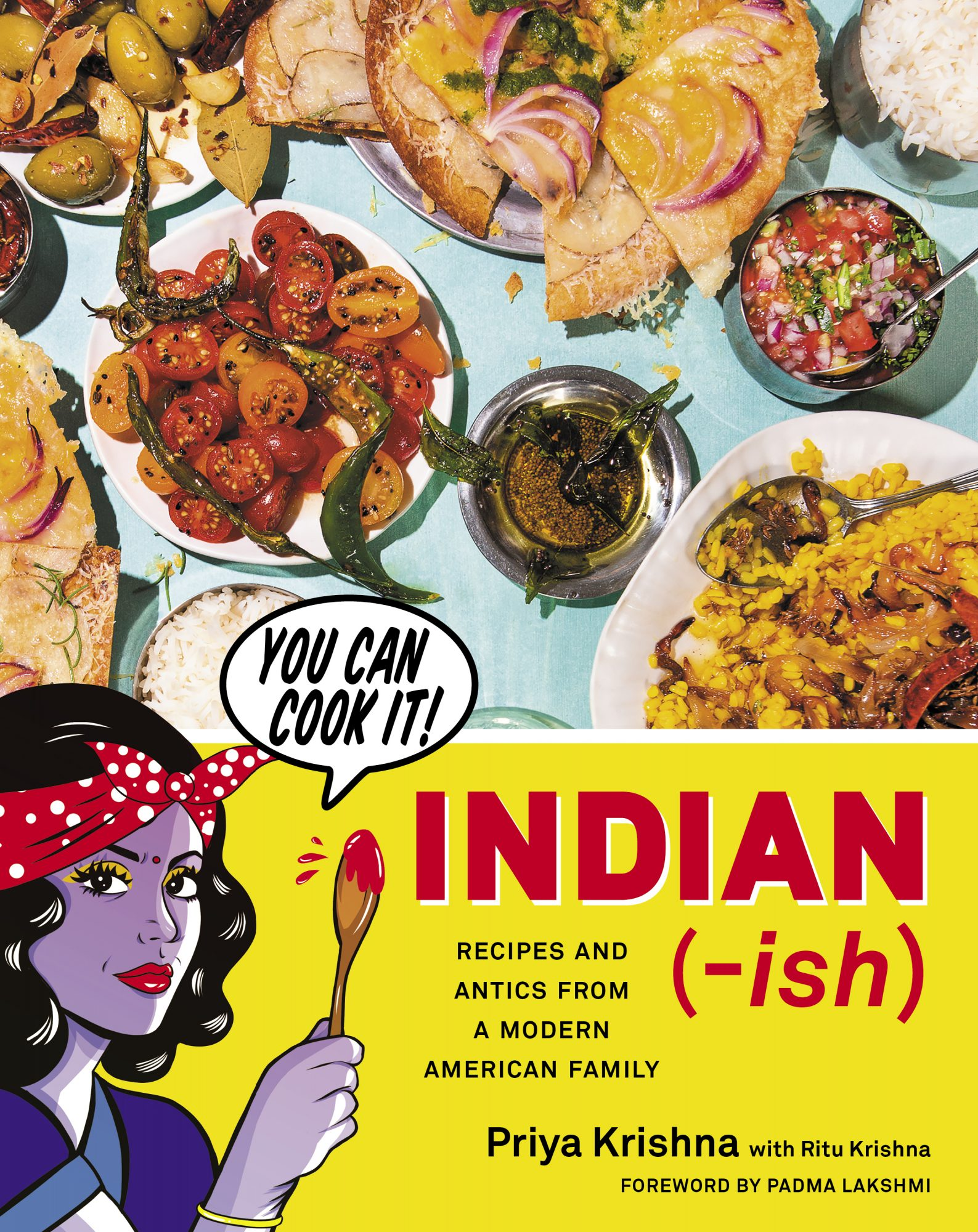 Indian-ish Cover