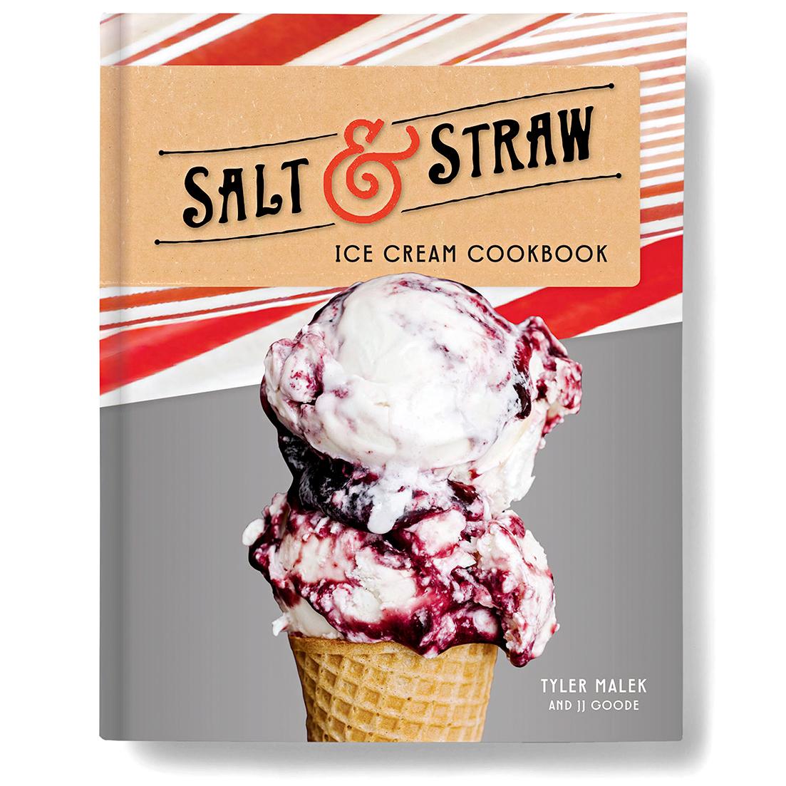salt and straw ice cream cookbook cover
