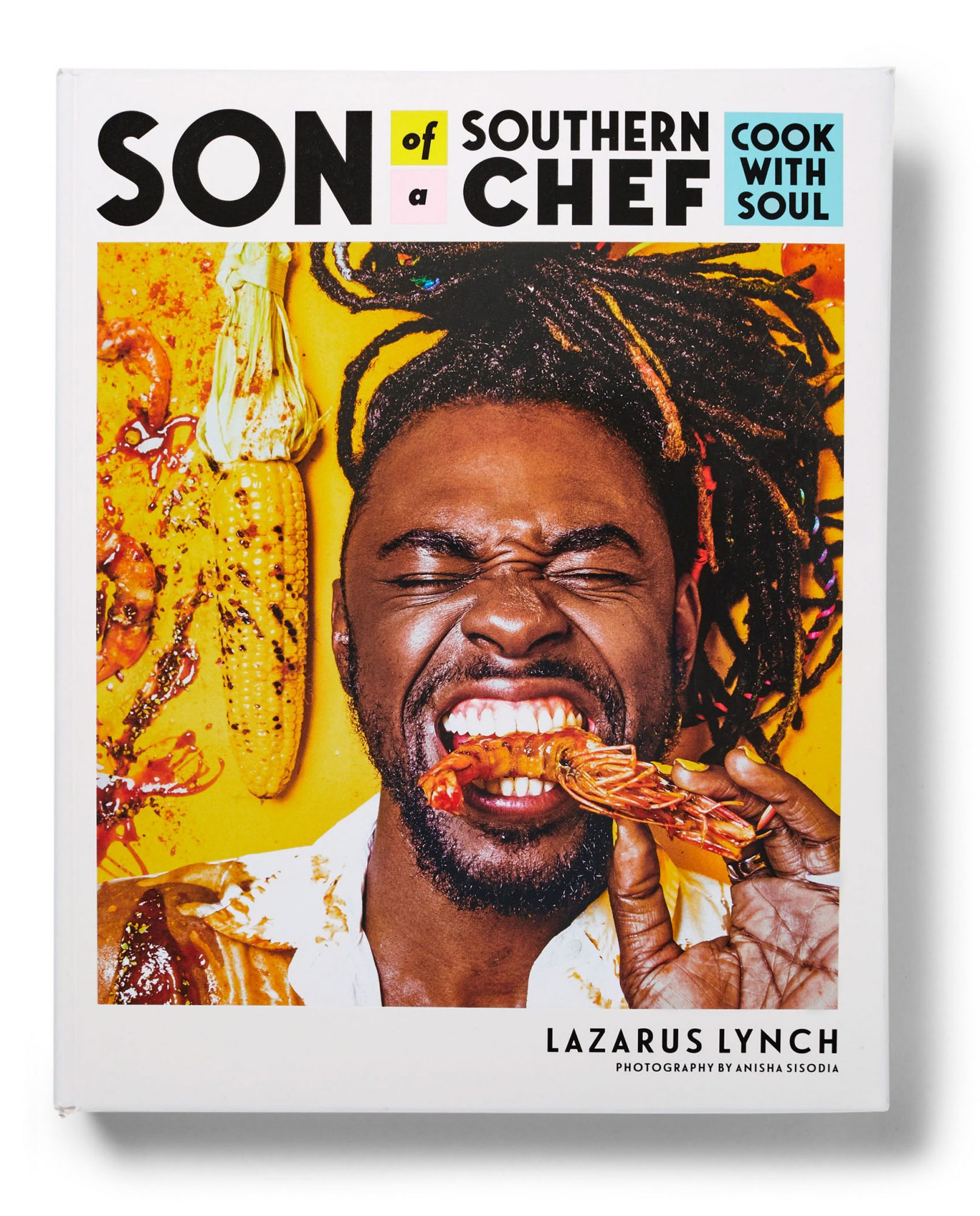 son of a southern chef cookbook
