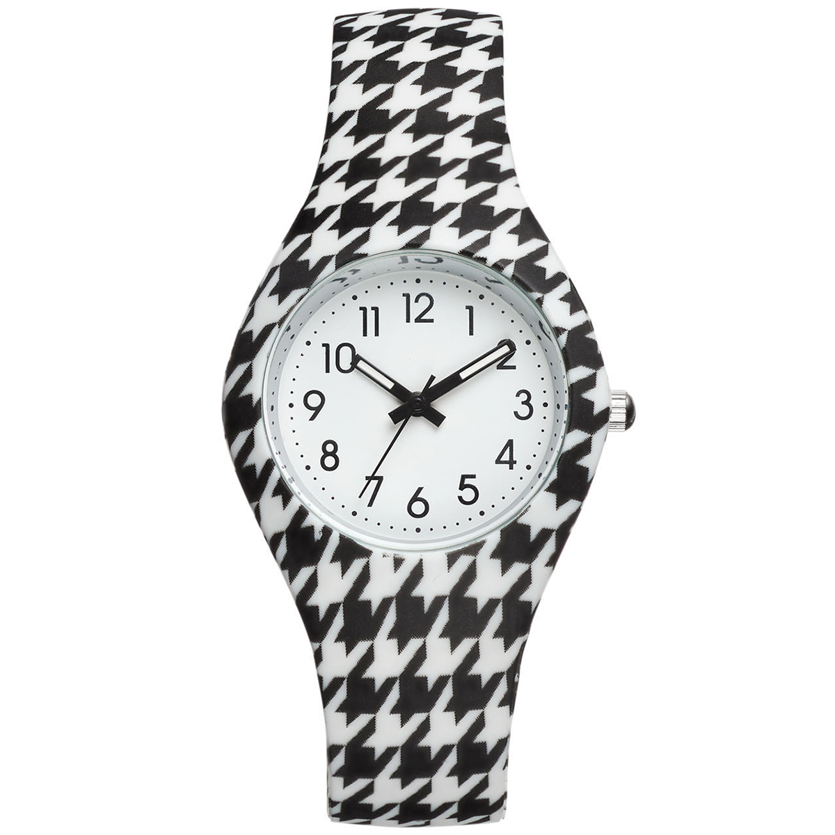 Women's Houndstooth Watch by Kohl's