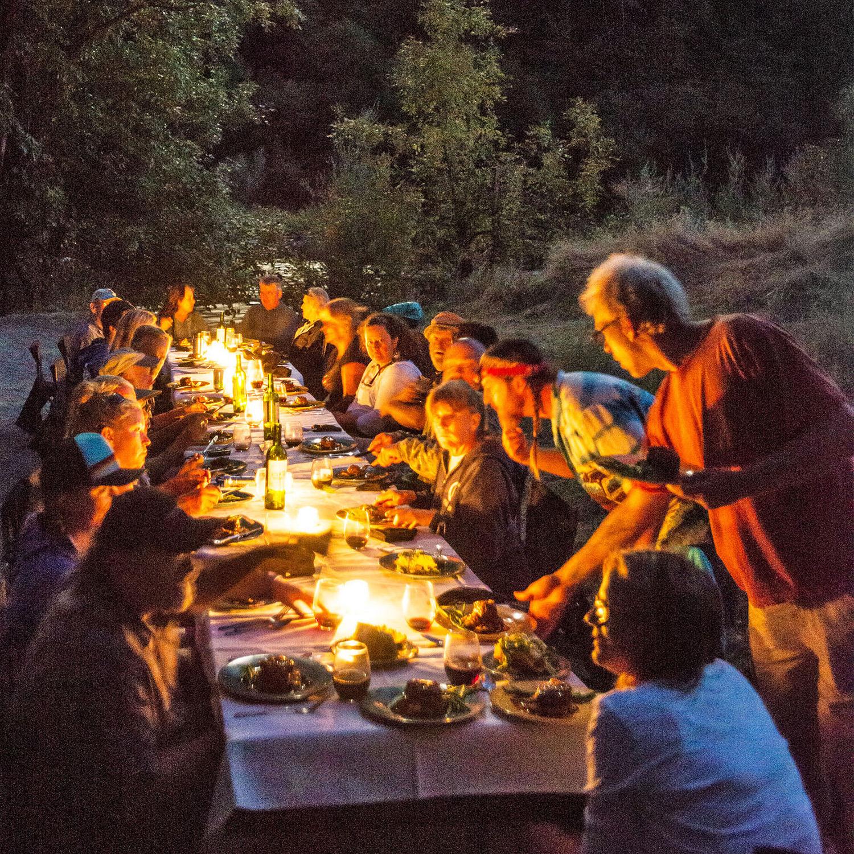 rogue river wilderness gourmet