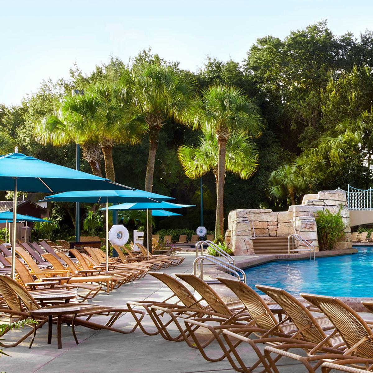 walt disney world swan dolphin resort pool