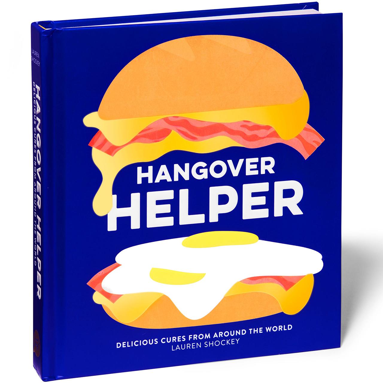 hangover helper book