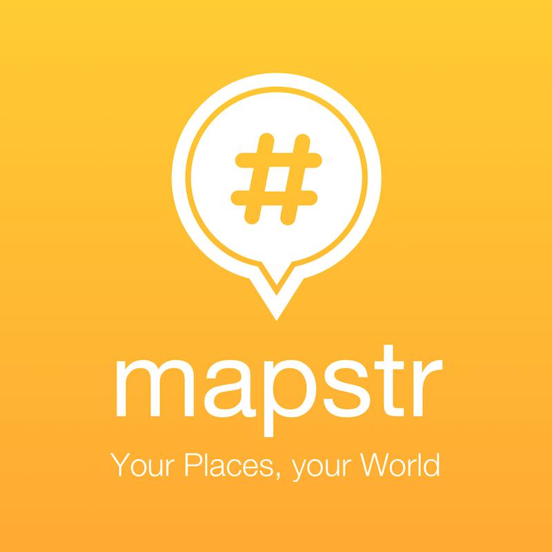 Mapstr Logo Square