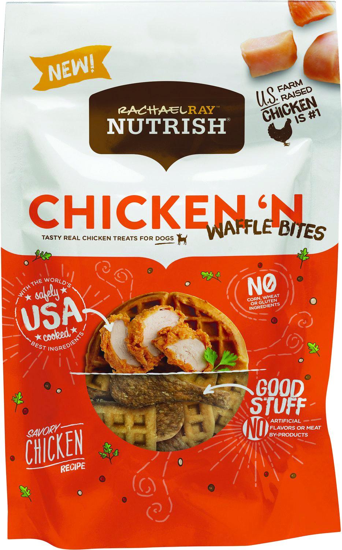 Rachael Ray Nutrish Chicken N' Waffles