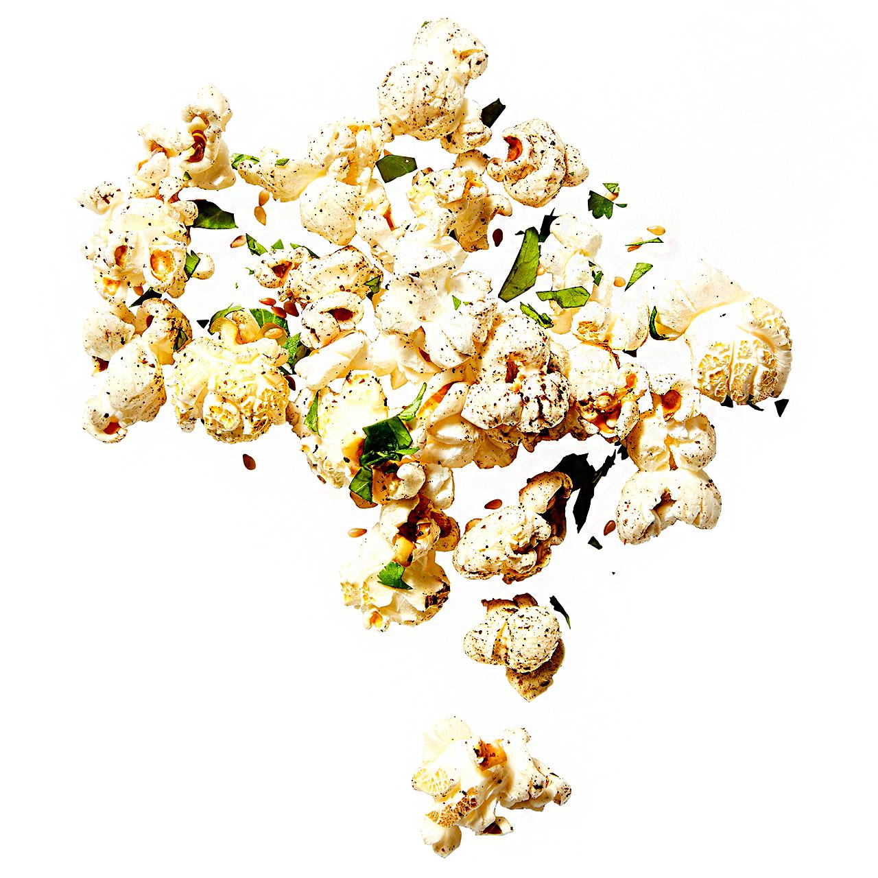 Spicy Szechuan Popcorn