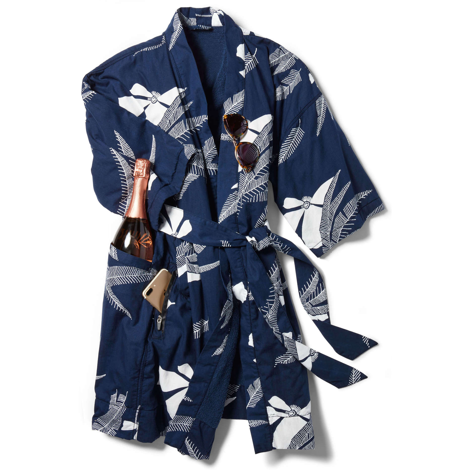 california cowboy la siena kimono bathrobe
