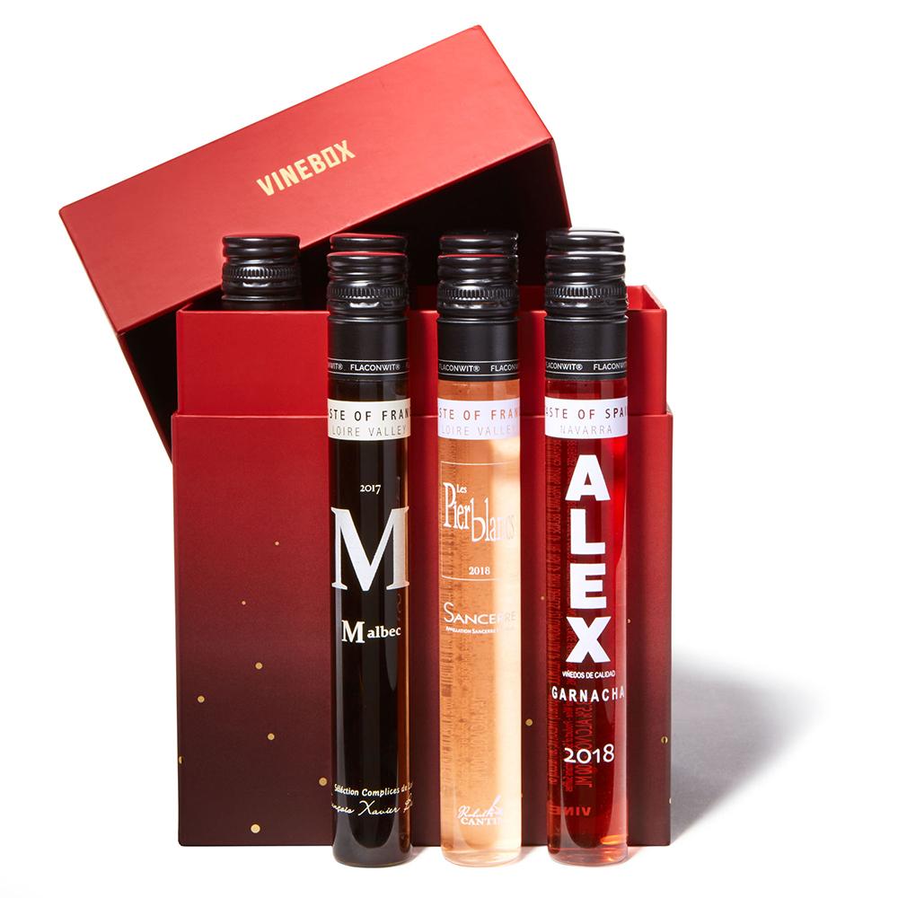 Vinebox 12 Nights of Wine Naughty Box