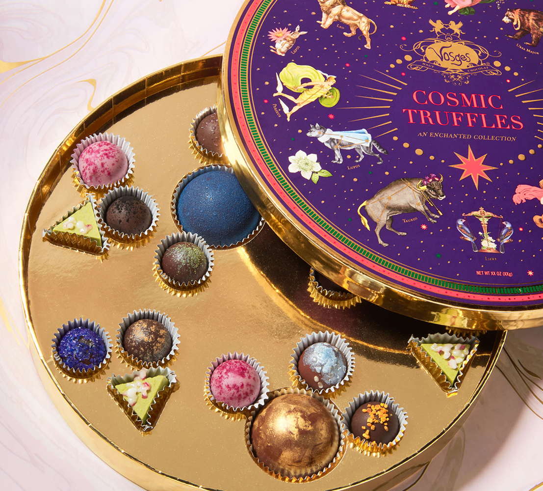 Vosges Haut-Chocolat Cosmic Truffle Collection