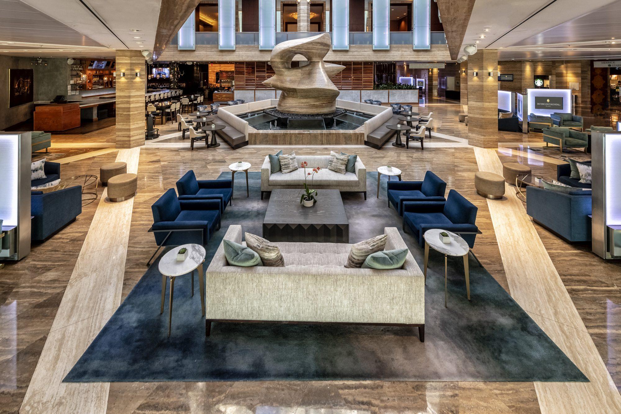 IC Miami Lobby
