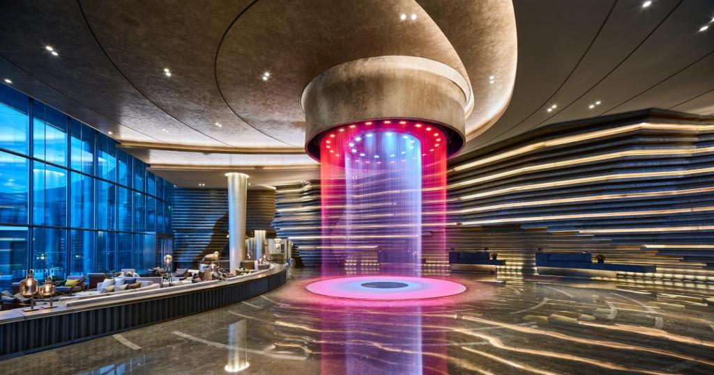 Shanghai Wonderland Lobby