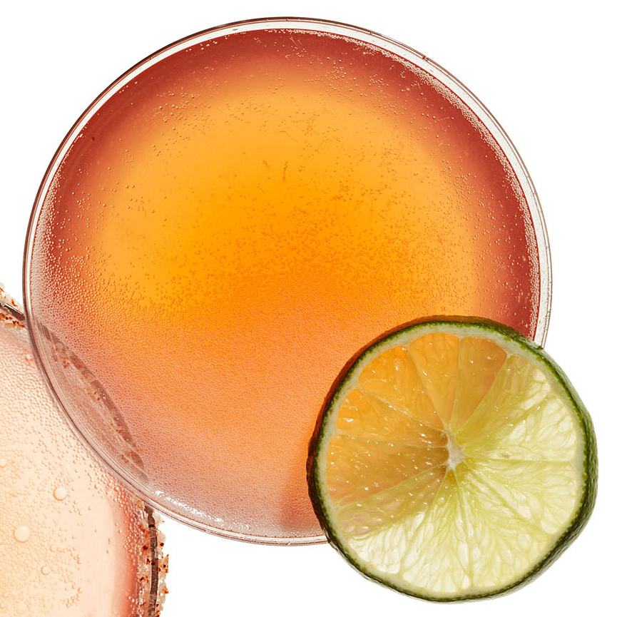 a touch of spice cocktail