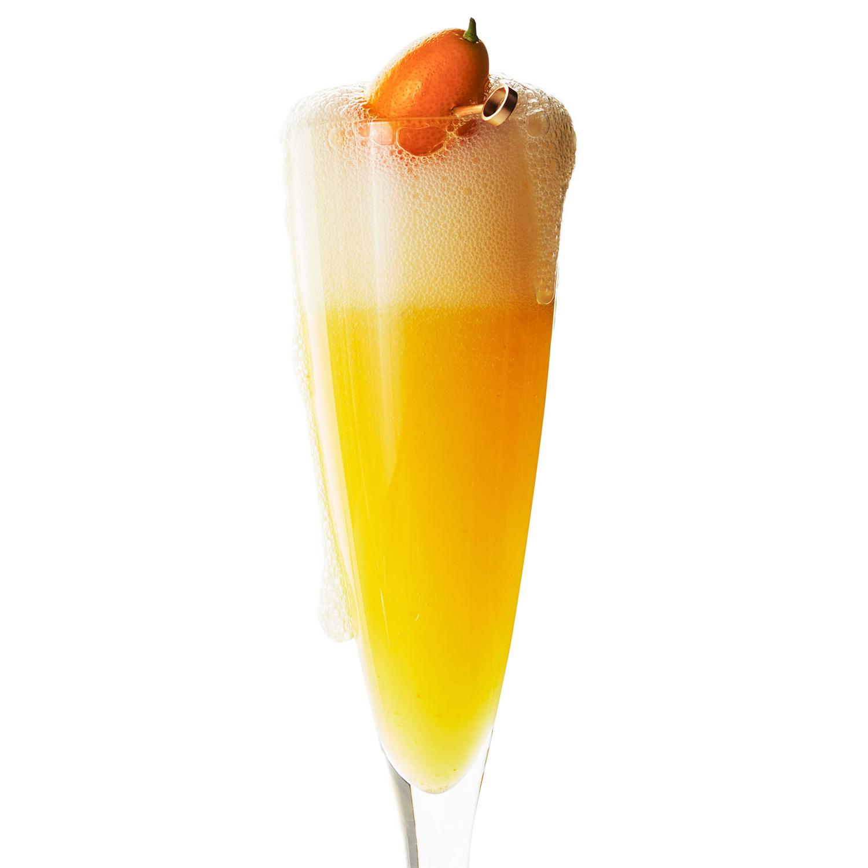 kumquat mandarin mimosa