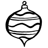 Illustration of an ornament