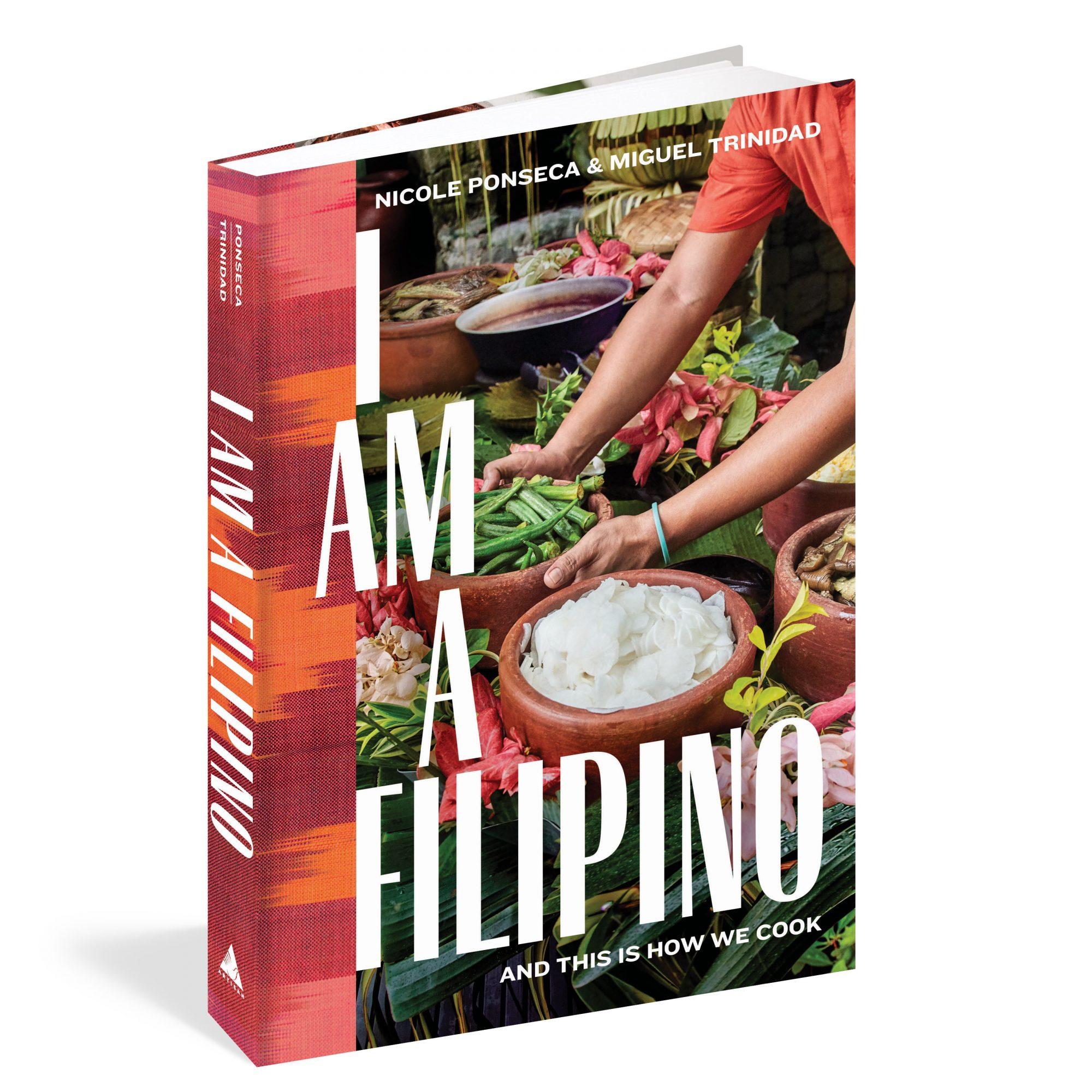 3D COVER. I Am a Filipino