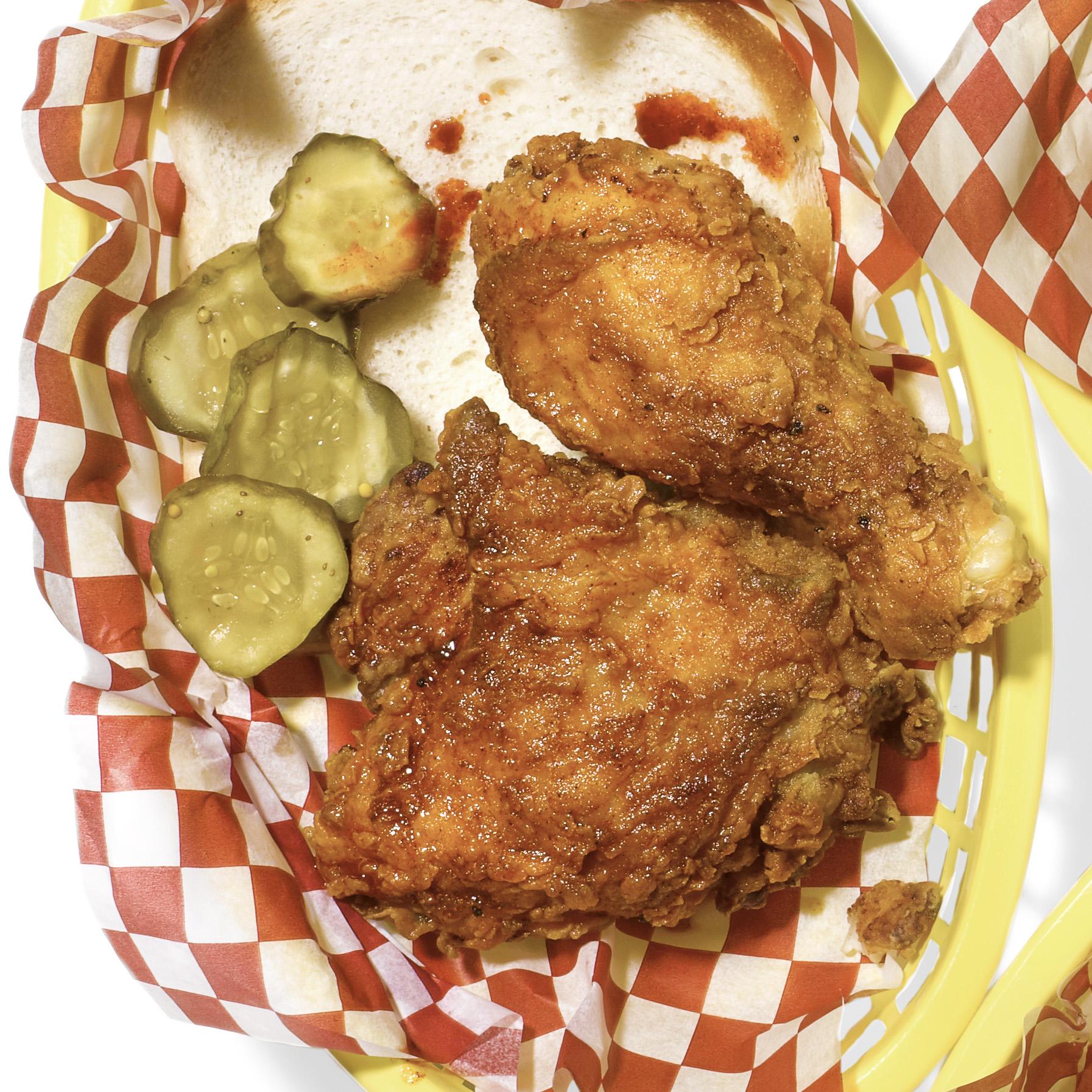 nashville hot chicken legs