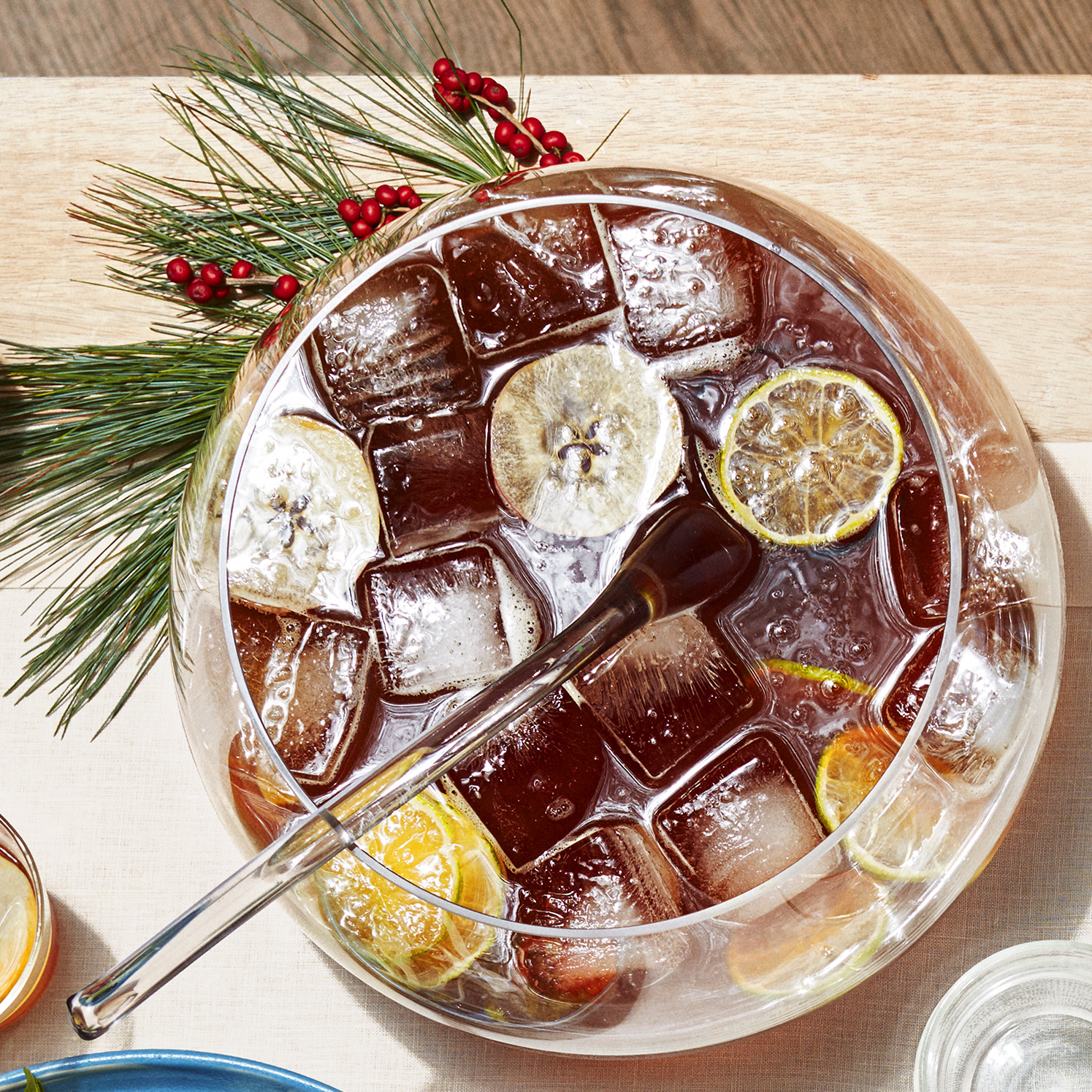 pimms winter punch