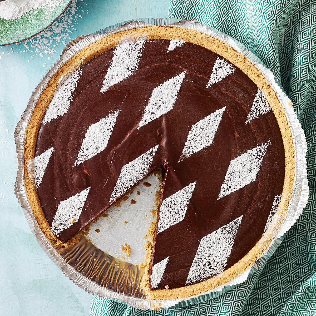 Mocha-Maple Pie
