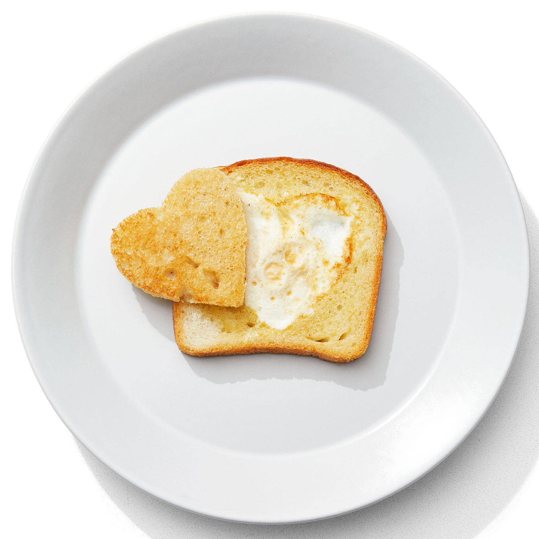 David Burtka's Eggs-in-a-Heart