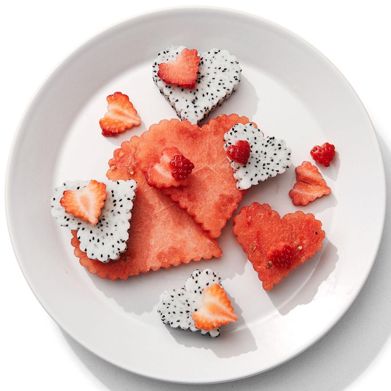 David Burtka's I Love Fruit Plate