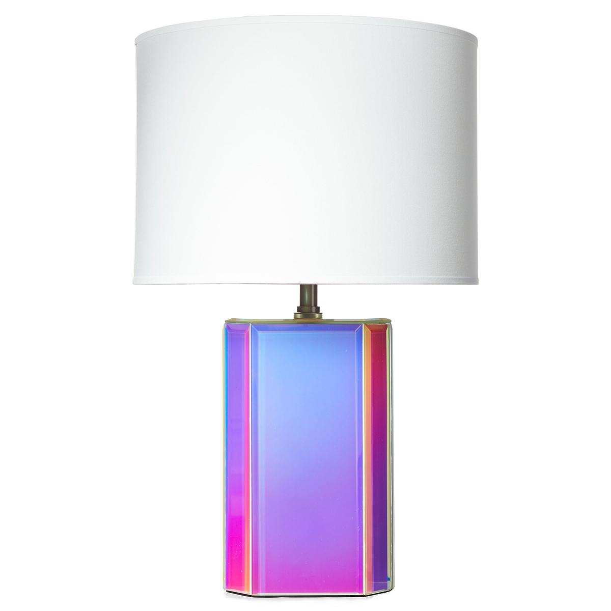Pottery Barn Teen Iridescent Table Lamp