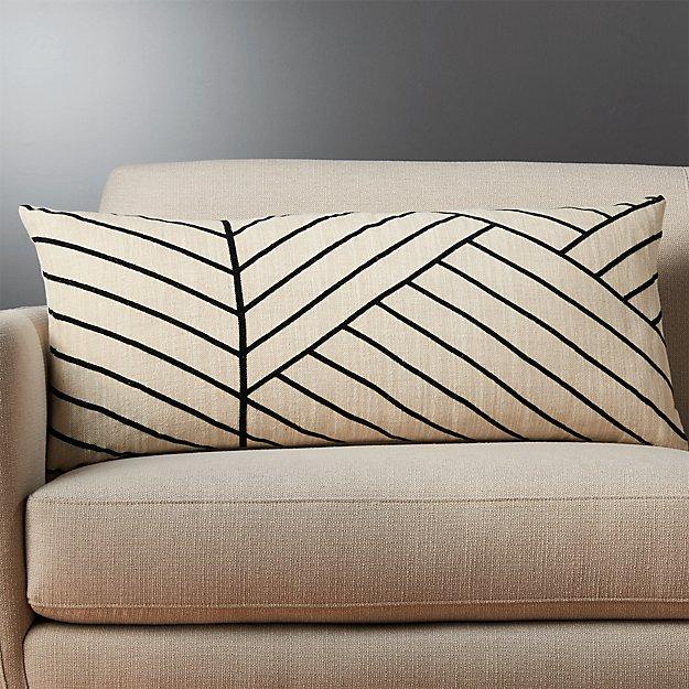 cb2 pillow